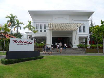 Hotel Old Phuket