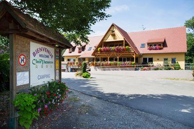 Camping Capfun Clair Vacances