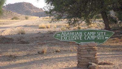Camping Aba Huab Campsite