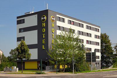 Hotel B&B Hotel Regensburg