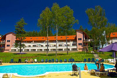 Vakantiepark Lipno Lake Resort
