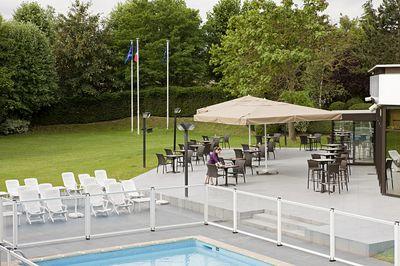 Hotel Novotel Marne La Vallee Collegien