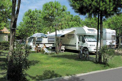 Vakantiepark Villaggio Salinello
