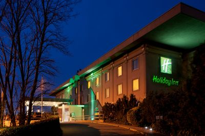 Hotel Holiday Inn Gent Expo