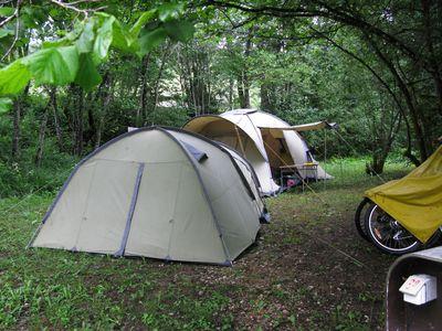 Camping Le Moulin de la Fraite