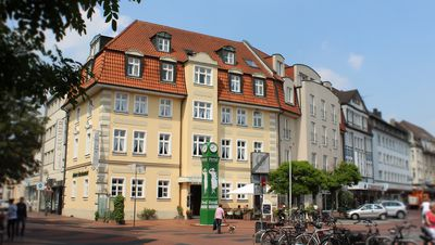 Hotel Stadt-gut-Hotel An der Persiluhr