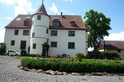 Camping Schloss Rossdorf