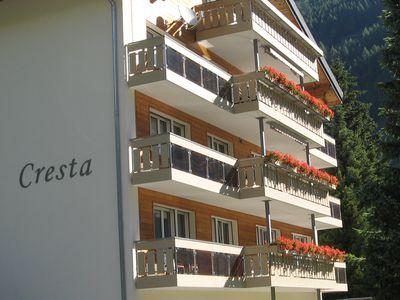 Vakantiehuis Cresta
