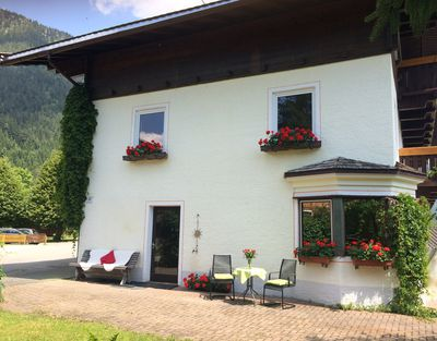 Appartement Haus Alpenrose