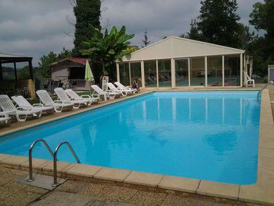 Vakantiehuis Les Hauts de Lastours