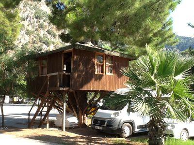 Camping Saklikent Gorge