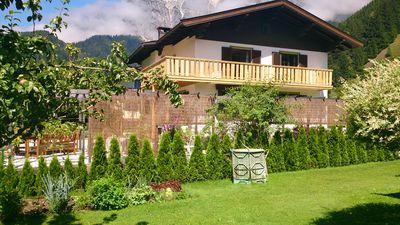 Vakantiehuis Huis Aspen