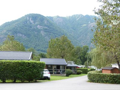 Camping Arome vanille