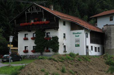 Vakantiehuis Studlerhof