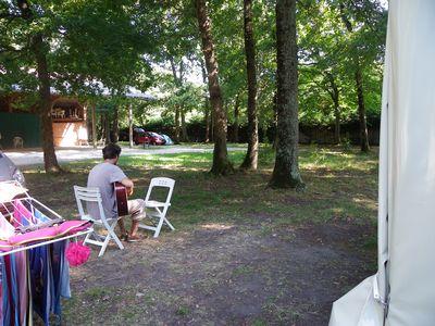Camping A la Belle Etoile
