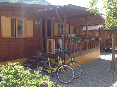 Chalet Luganomeer Chalets