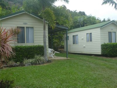 Camping Flame Tree Tourist Village