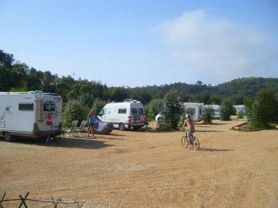 Camping Camperstop Messines