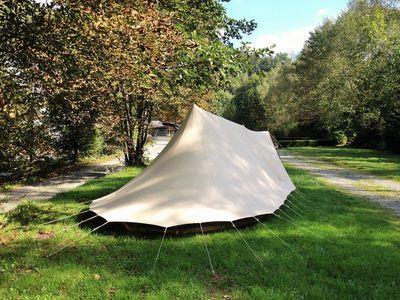 Camping Cabanes de Rensiwez