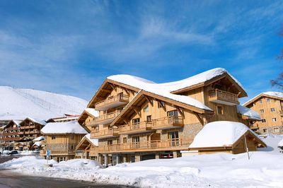 Appartement CGH Le Cristal de l'Alpe