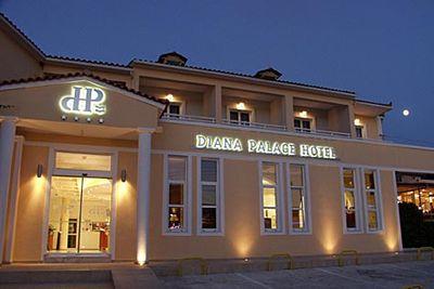 Aparthotel Diana Palace