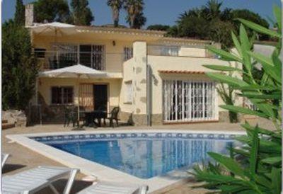 Vakantiehuis Playa Arena (Villenpark Cala Canyelles)