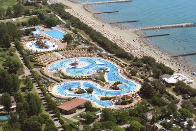 Vakantiepark Holidaycenter Pra' Delle Torri (Glamping)