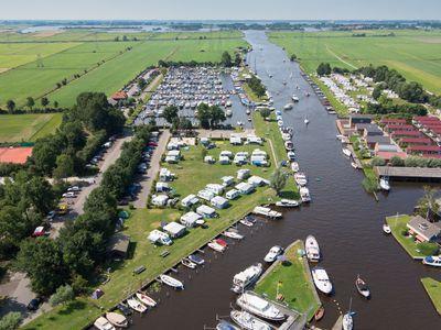 Camping Jachthaven Drijfveer & Tusken de Marren