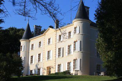 Kasteel Chateau de la Brosse