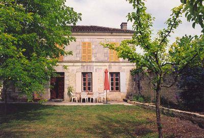 Vakantiehuis Maison De Ballans