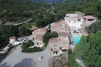 Vakantiehuis Les Claudins nr 5 Vallaury