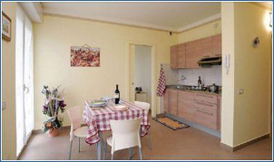 Aparthotel Residence Anchise Mare