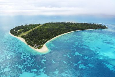 Hotel Denis Island Seychelles