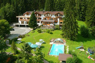 Hotel Gartenhotel Rosenhof bei Kitzbühel