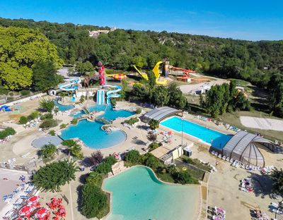 Camping Capfun Le Domaine d'Imbours