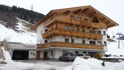 Appartement Landhaus Barbara