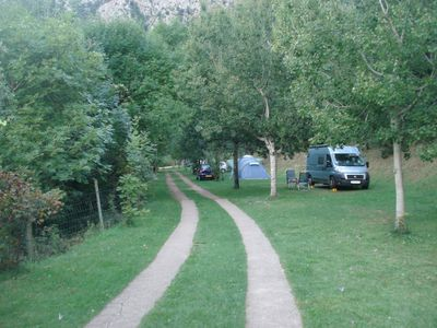 Camping Caserio San Marcial