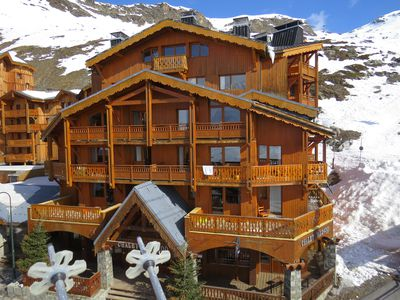 Appartement Chalet Val 2400