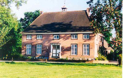 Vakantiehuis Grote Huis