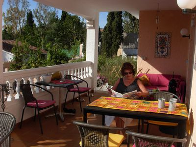 Bed and Breakfast Andalusian Summer