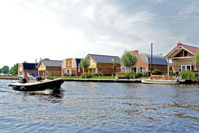Vakantiepark Recreatiepark Tusken de Marren