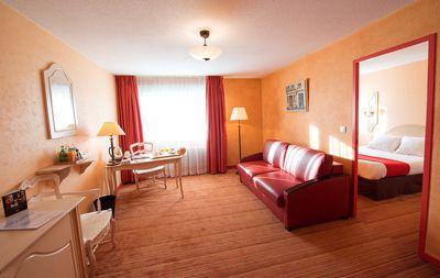 Hotel Best Western Bonneveine Prado