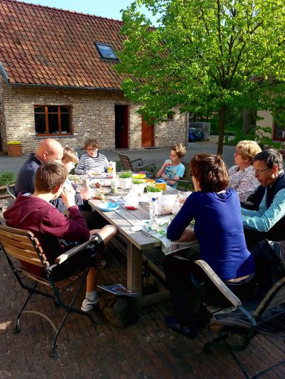 Bed and Breakfast De Groene Weg
