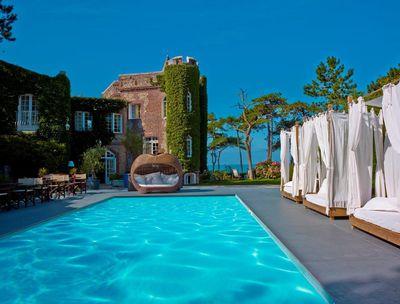 Hotel Domaine Saint Clair - Le Donjon