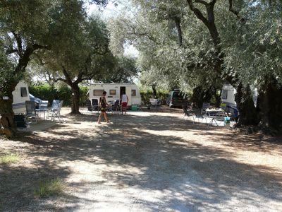 Camping Laganas