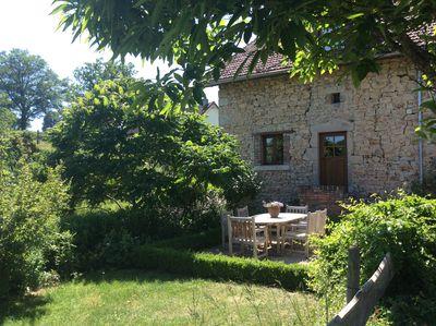 Vakantiehuis La Chauvotte, La vieille maison