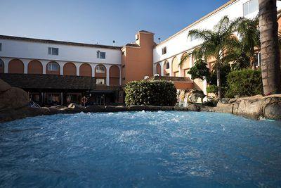 Hotel llama Diverhotel Roquetas