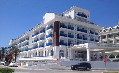 Hotel Palm World Resort