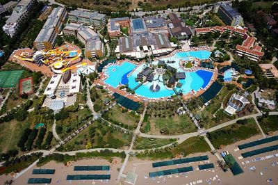 Hotel TT Hotels Pegasos World (Splashworld)