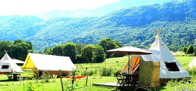Camping Ecolodges du Taillefer